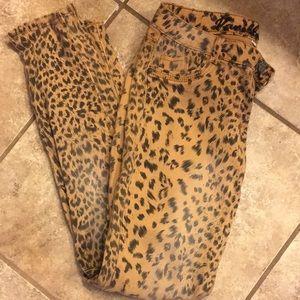 Pants - Cute animal print jeans SALE
